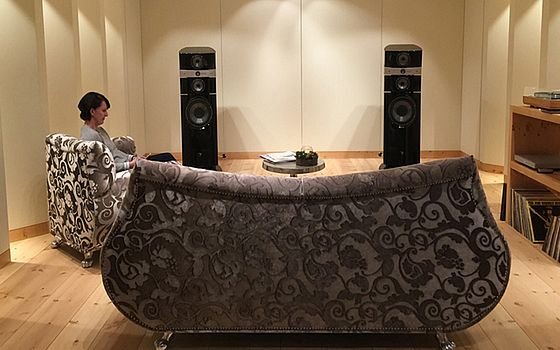 Naim Audio / Sound Vision House AG
