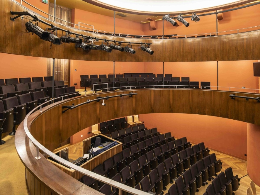 Casino Theater Burgdorf - Theatersaal